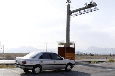 نصب 50 سامانه ثبت تخلفات تردد جدید در محورهای استان مازندران