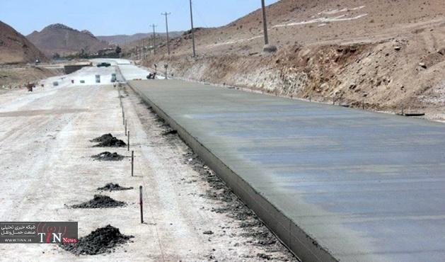 نوسازی بتنی ۱۰ درصد از جاده های کشور