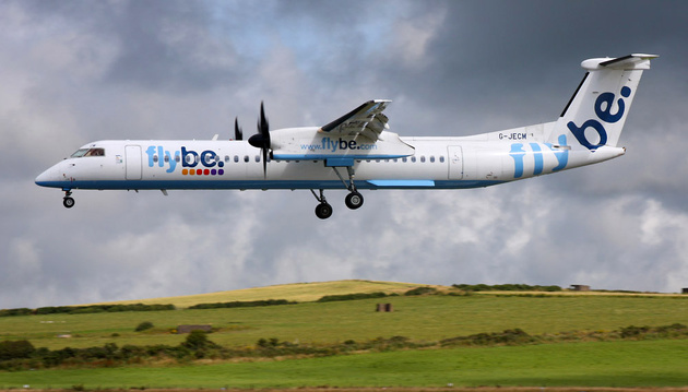 Flybe to Switch its Newquay – Gatwick Flights to Heathrow