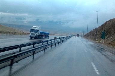 کاهش ۲۳ درصدی ترددهای جاده ای در مبادی آذربایجان غربی