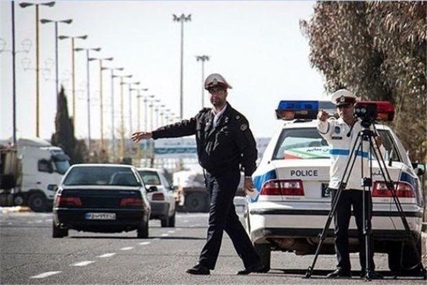 درخواست رانندگان از فرمانده نیروی انتظامی برای تغییر رویه نیروهای پلیس