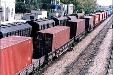 حمل ریلى محمولات کانتینرى از اروپا به ایران
