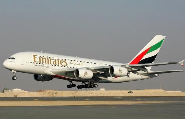 جابهجایی 98 میلیون مسافر توسط امارات