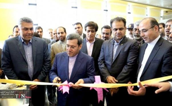 راهاندازی دفتر صدور روادید الکترونیکی در بندر شهید باهنر