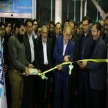 نمایشگاه حمل و نقل و خدمات شهری در مشهد افتتاح شد
