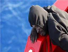 احتمال غرق 120 مهاجر در آبهای لیبی!