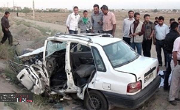 ۶ کشته و زخمی در تصادف گردنه قوشچی ارومیه