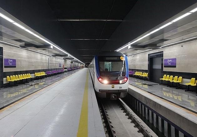 خطوط ۶ و ۷ متروی تهران همچنان با مشکلاتی روبهرو هستند