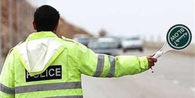 هشدار پلیس نسبت به تصادفات عابران پیاده در محورهای مازندران