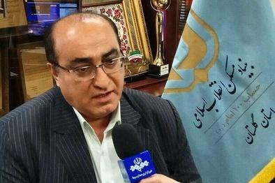 ۱۳۰۰۰ تن سیمان رایگان بین سیلزدگان گلستان توزیع شد
