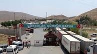 انباشت کامیونها پشت مرز بازرگان به دلیل ممنوعیت ورود کالا بدون ثبت سفارش