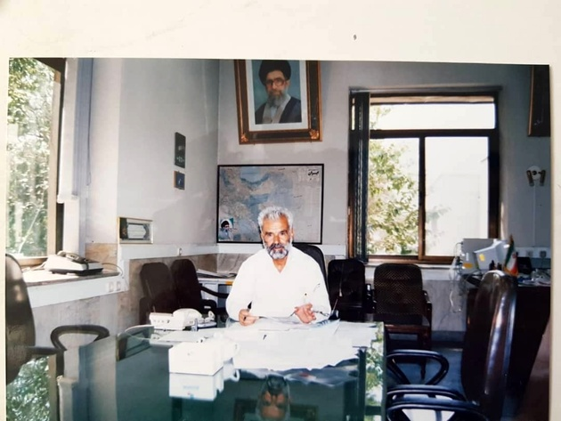 درگذشت یک مدیر پیشکسوت راهآهن + آگهی ترحیم