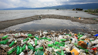 About 75% of plastic bottles in sea come from China, report finds