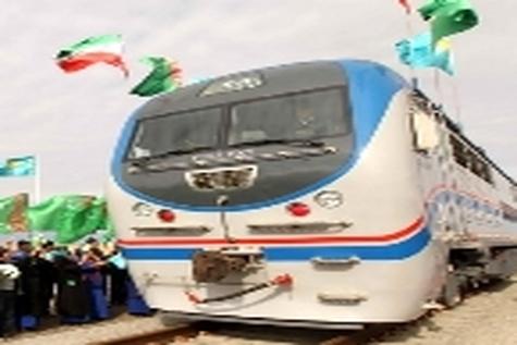 اعلام آمادگی راه آهن ایران و ترکمنستان بر تقویت و توسعه حمل ونقل بار در منطقه