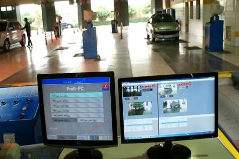 افتتاح سیستم کنترل معاینه فنی یکپارچه خودروهای سبکوسنگین در سیستانوبلوچستان
