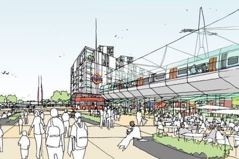 Go-ahead for London Overground Barking Riverside extension