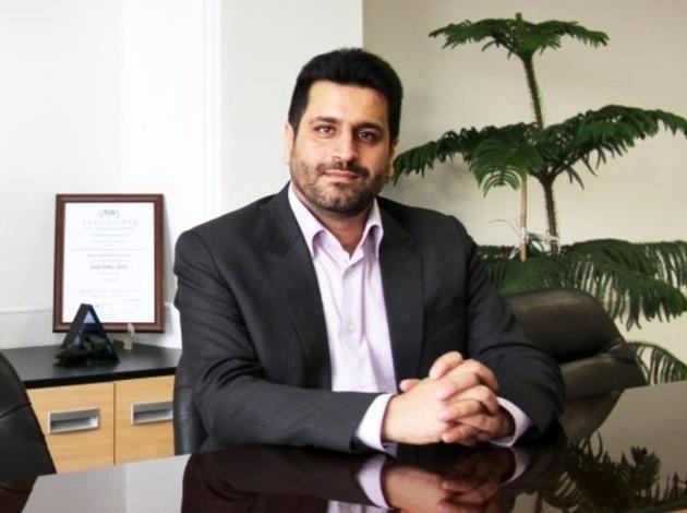 اولین پیام دبیر  منتخب انجمن ریلی