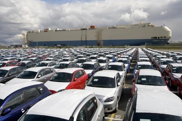 تمام متخلفان واردات خودرو با قید وثیقه آزاد شدند