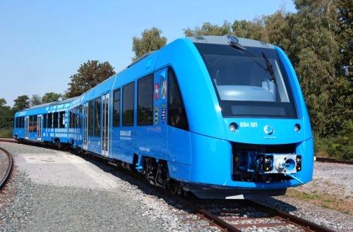 Alstom's iLint hydrogen train certified for operation in Germany