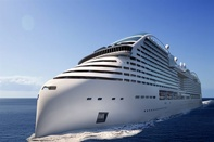 MSC Cruises, Chantiers De L'Atlatique Seal Deal for LNG-Powered Duo