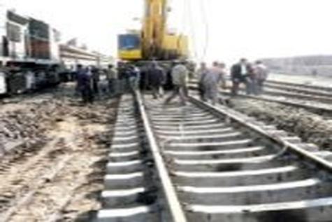 راهآهن تبریز – میانه در سال ۹۶ به بهرهبرداری میرسد