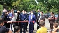 پارکهای آموزش ترافیک مناطق ۱ و ۳ و ۷ افتتاح شد