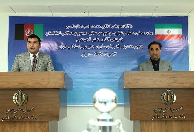 گسترش صادرات افغانستان با استفاده از ظرفیت چابهار
