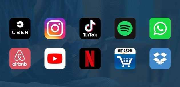 محبوبترین اپلیکیشنهای موبایلی سال ۲۰۲۱ کدامند؟
