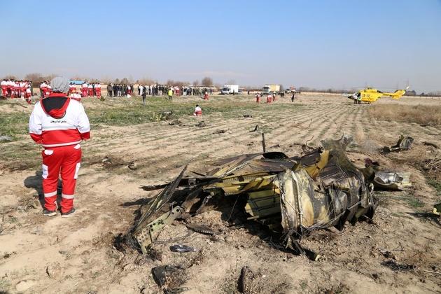آغاز جلسه بررسی سانحه پرواز ۷۵۲ با حضور متخصصان ایرانی و اوکراینی