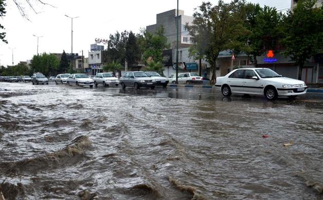 موج جدید بارشی اواخر امشب وارد مازندران می شود