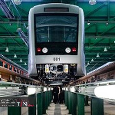 پیشرفت ۷۵درصدی مترو خط مرقد مطهر - پرند