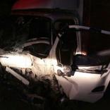 تصادف سنگین 4 خودرو در جاده گنج افروز بابل