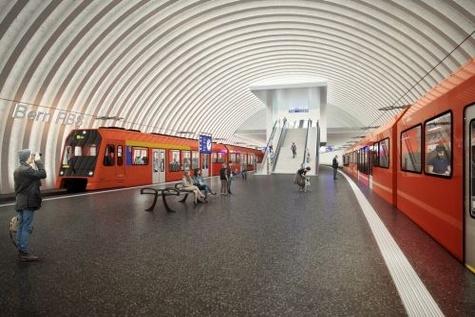 Work begins on Berne Main Station expansion