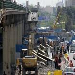 ۲ دلیل عمده برچیدن پل فلزی کوی نصر