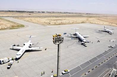 نرخ فرونشست فرودگاه اصفهان آبان ماه اعلام می شود