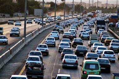 تردد بیش از دو میلیون وسیلهنقلیه در جادههای استان مرکزی