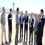 ارائه طرح های جدید برای توسعه و سرمایه گذاری در فرودگاه تبریز