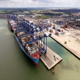 Port of Felixstowe enters latest phase of expansion