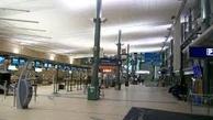 وضعیت فرودگاه ادمونتون کانادا پس از شیوع کرونا
