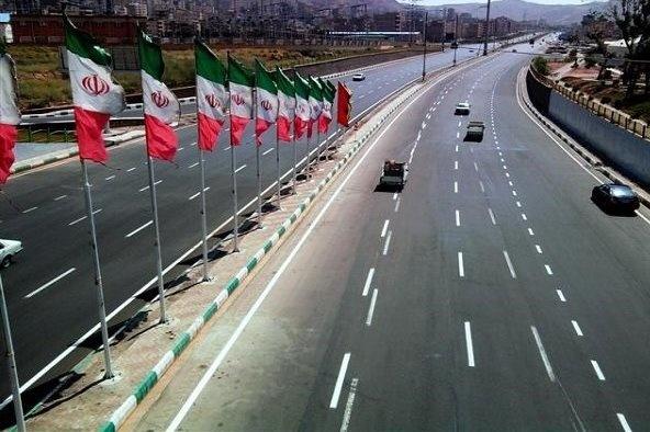 کرونا تردد خودروها در استان اردبیل را ۲۸ درصد کاهش داد