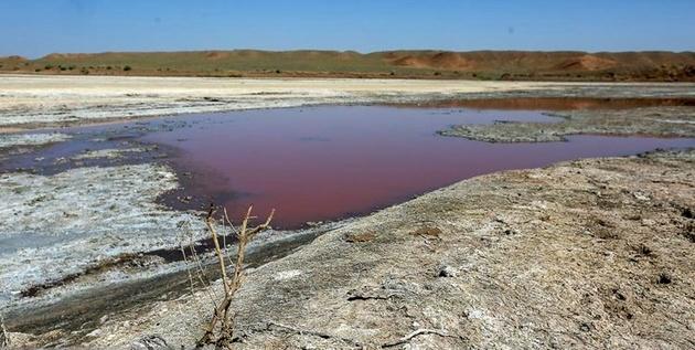 ایران تا سال ۲۰۵۰ خشکتر میشود