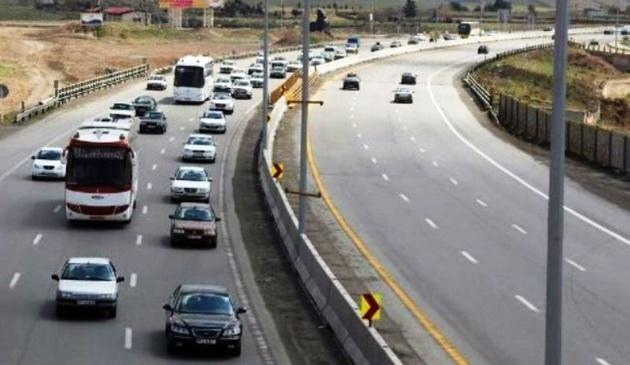 افزایش 12 درصدی تردد در جاده های تبریز