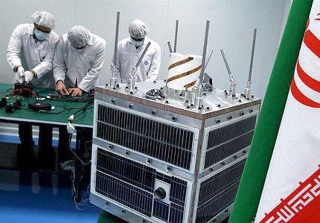 Iran to Launch New Satellites
