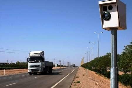 ثبت تخلفات رانندگی با ۹۰ دستگاه دوربین هوشمند در لرستان
