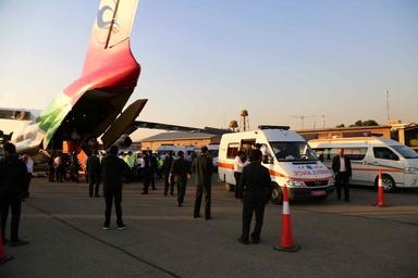 فرودگاه مهرآباد؛ نوایی دلنشین در سمفونی همدلی