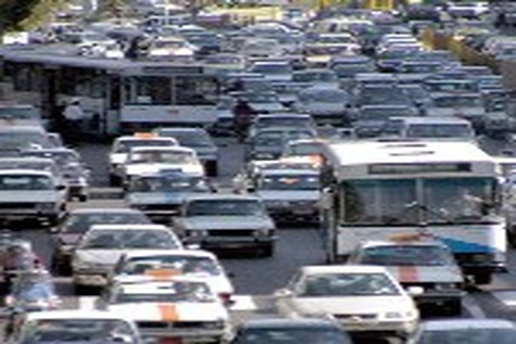 آغاز بزرگترین طرح آمارگیری ترافیک پایتخت از امروز