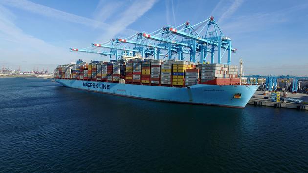 معرفی برترین شرکتهای کشتیرانی دنیا؛ مرسک اول،کشتیرانی ایران پانزدهم شد