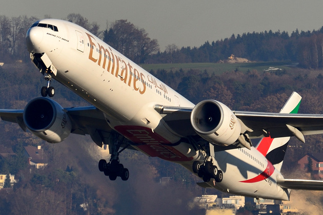 Emirates Announces Five Additional Flights Per Week to Amsterdam