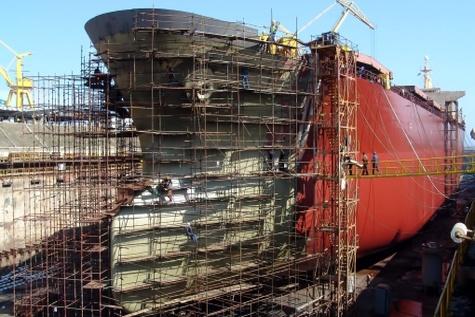 کاهش سفارش ساخت در کشتی سازی های کره