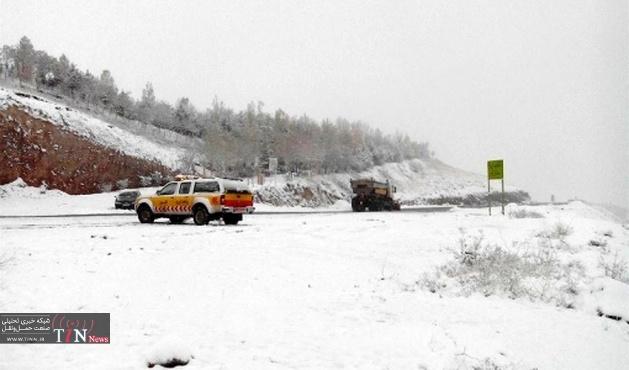 ادامه بارش برف و باران برای بیشتر مناطق